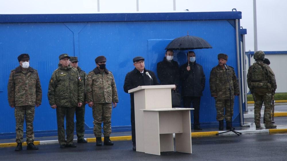Dağlık Karabağ'da Türk-Rus Ortak Gözlem Merkezi faaliyete başladı - 34