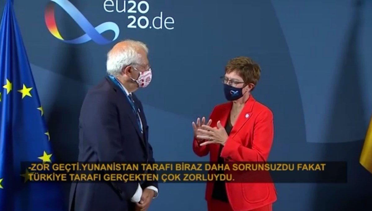 Mikrofon açık kaldı: Türkiye tarafı gerçekten çok zorluydu