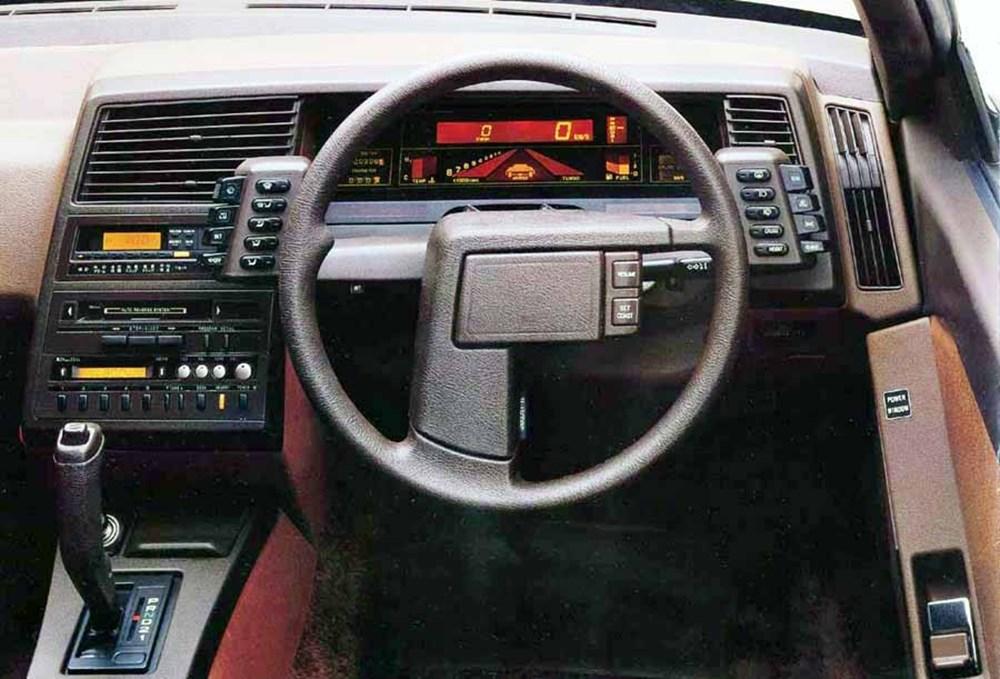 80'li yıllara damgasını vuran otomobil konsolları - 11