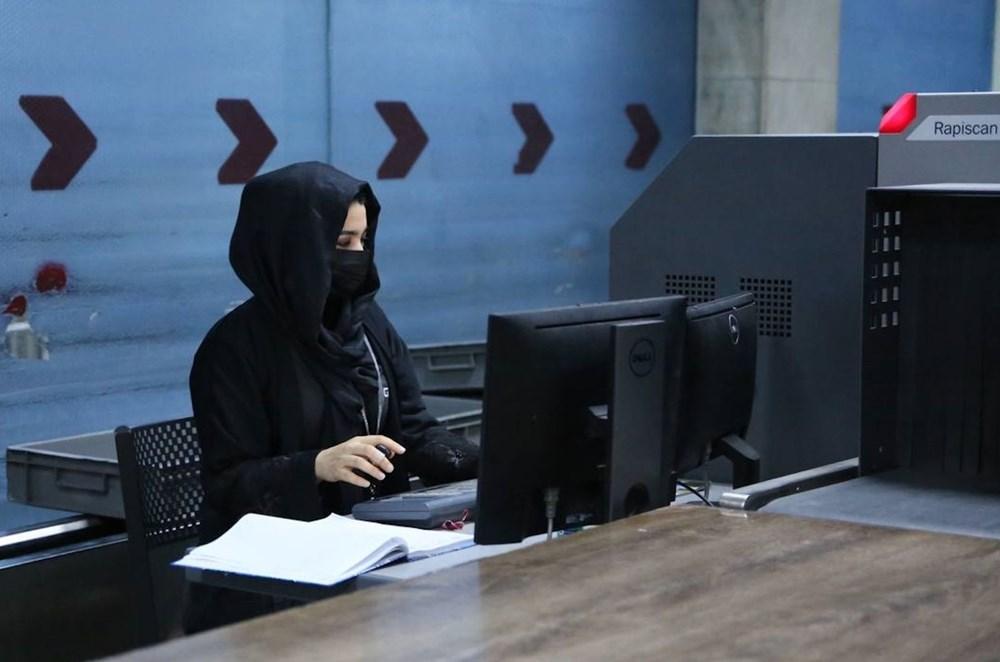 Taliban'dan kadın personele çağrı: Dönüş başladı - 4