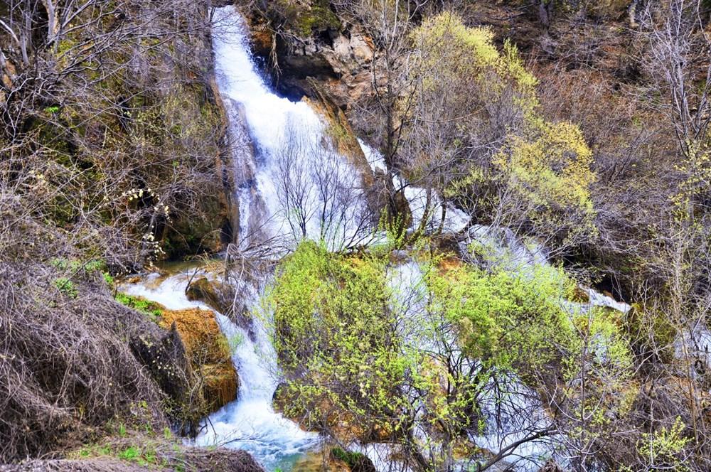 The haunt of nature lovers in Kahramanmaraş: Hacıkodal Kocabor Waterfall - 1