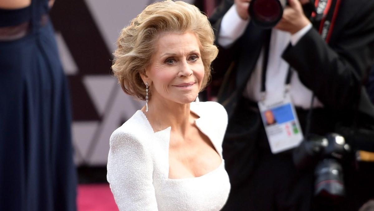 Jane Fonda: Saç boyamaktan bıktım