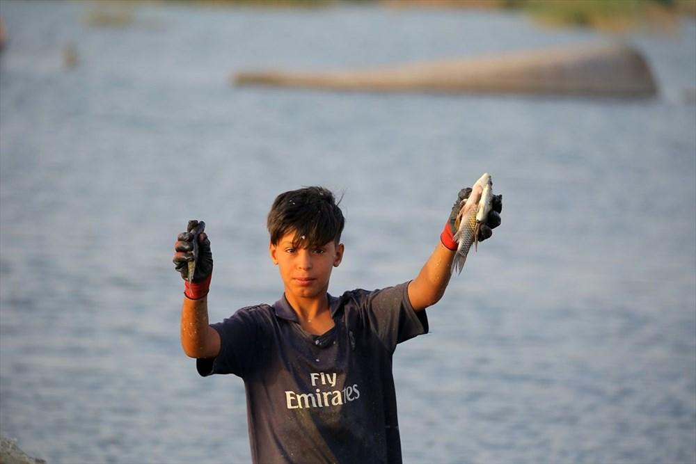 Necef Denizi: Kuraklığın ardından gelen mucize - 51