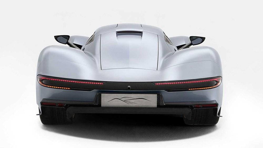 Dünyanın en pahalı elektrikli otomobili ilk teslimata hazır - 13