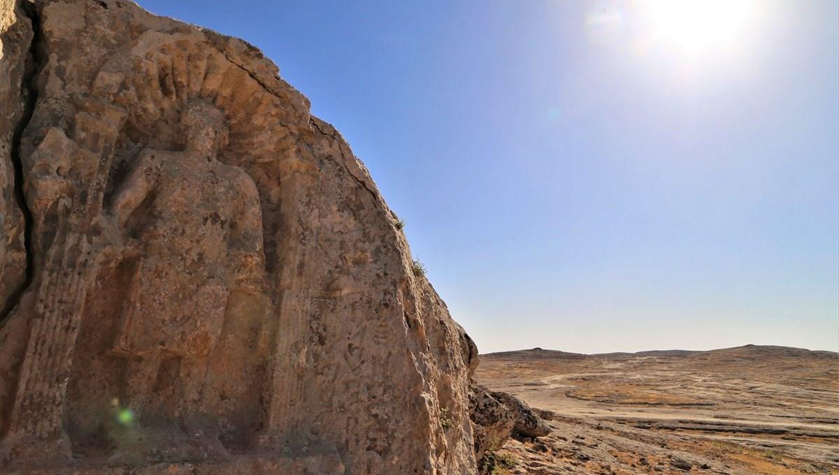 Hz. Musa'nın yaşadığı rivayet edilen Soğmatar Antik Kenti ilgi görüyor