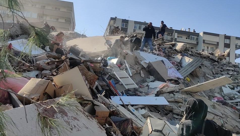 """BM'den İzmir depremi için """"yardıma hazırız"""" açıklaması"""