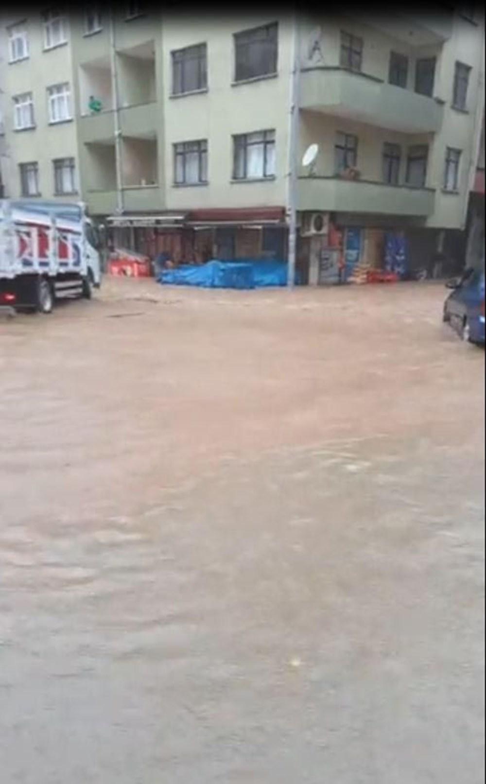 Doğu Karadeniz yine sele teslim - 12