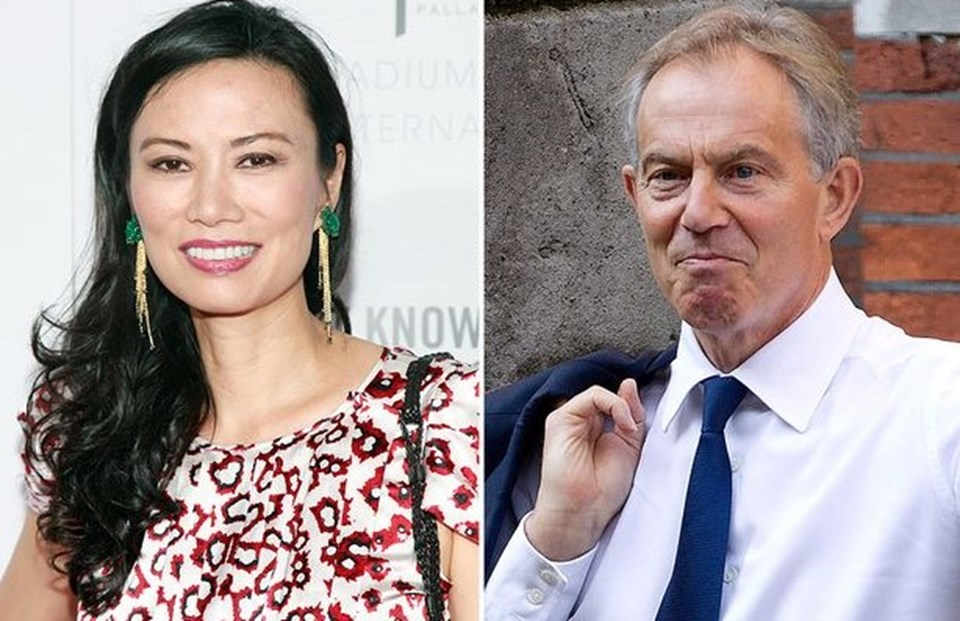 ABD'de tanıştılar, Londra'da gece kulübünde birlikte yakalandılar ve Çin'de defalarca buluştukları iddia edildi.