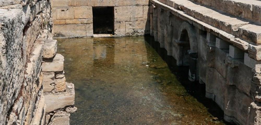 Türkiye'nin 'cehenneme' açılan  kapısının binlerce yıllık sırrı keşfedildi - 10