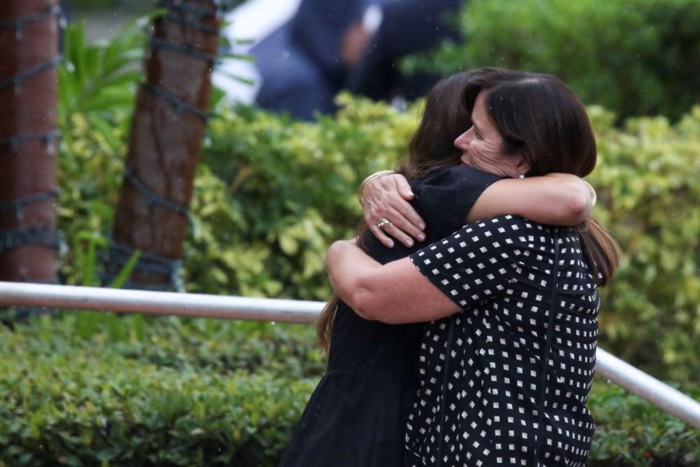 Bir aile yok oldu: Miami'deki çöken binada hayatını kaybedenler için ilk cenaze töreni düzenlendi - 6