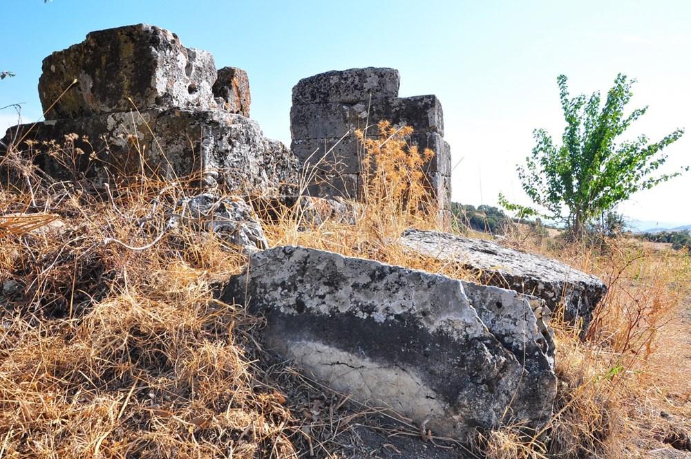 Sidas Antik Kenti gün yüzüne çıkmayı bekliyor - 2
