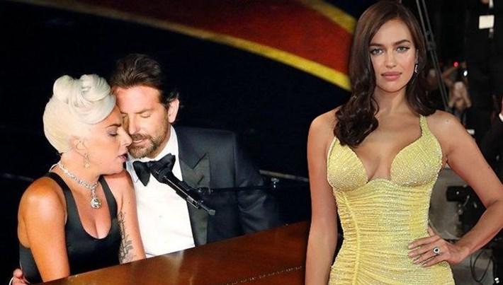 Lady Gaga ile Bradley Cooper yakınlaşmasına Irina Shayk ne dedi?