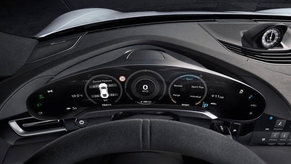 Porsche Taycan, Guinness Rekorlar Kitabı'na girdi - 11