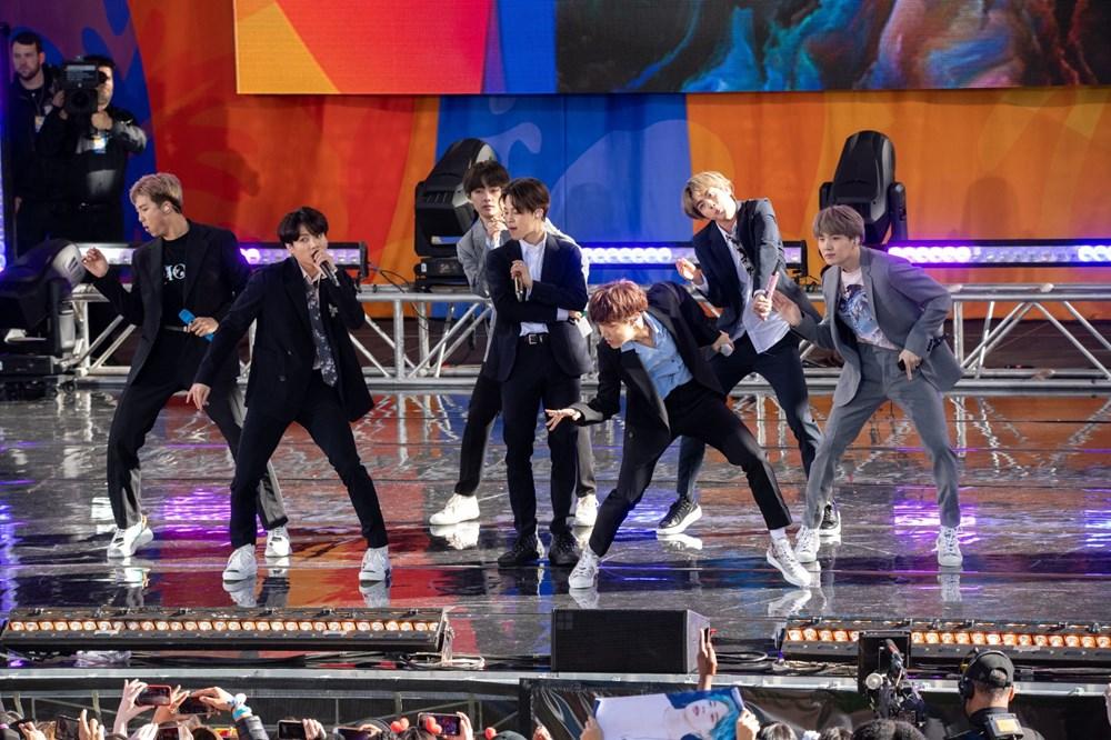 BTS'ten yeni dünya rekoru: Black Swan 103 ülkede birinci - 4