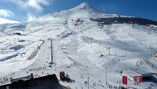 Yıldız Dağı Kayak Merkezi yeni yatırımla büyüyecek