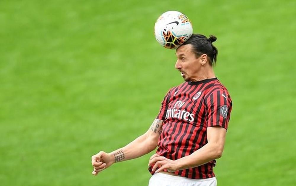 İbrahimovic'ten FIFA 21'e tepki: Size bu izni kim verdi - 4