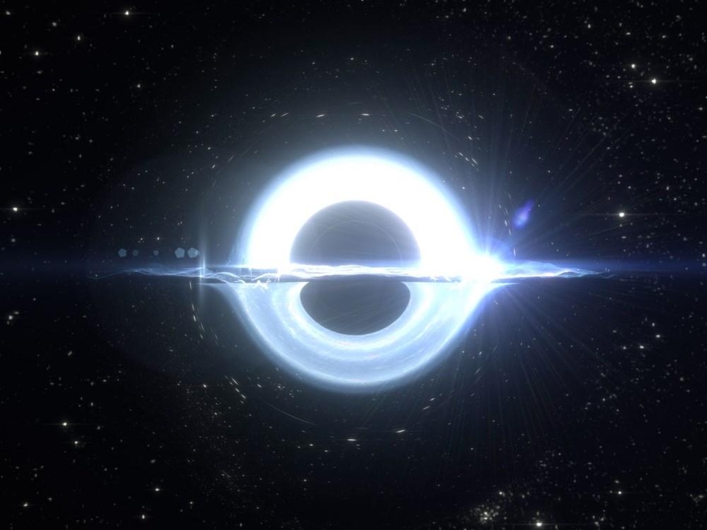 Dev karadeliklerin çarpışması 7 milyar yıl sonra Dünya'yı salladı - 2