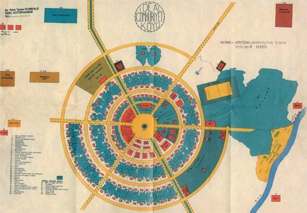 Atatürk tasarladı Danimarka uyguladı: İdeal Cumhuriyet Köyü projesinin uygulandığı Brondby Köyü - 8