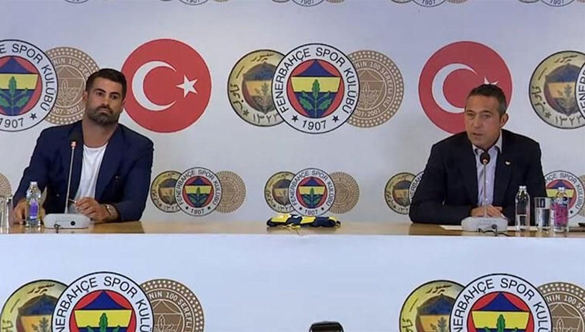 SON DAKİKA: Volkan Demirel, Fenerbahçe'den ayrıldı