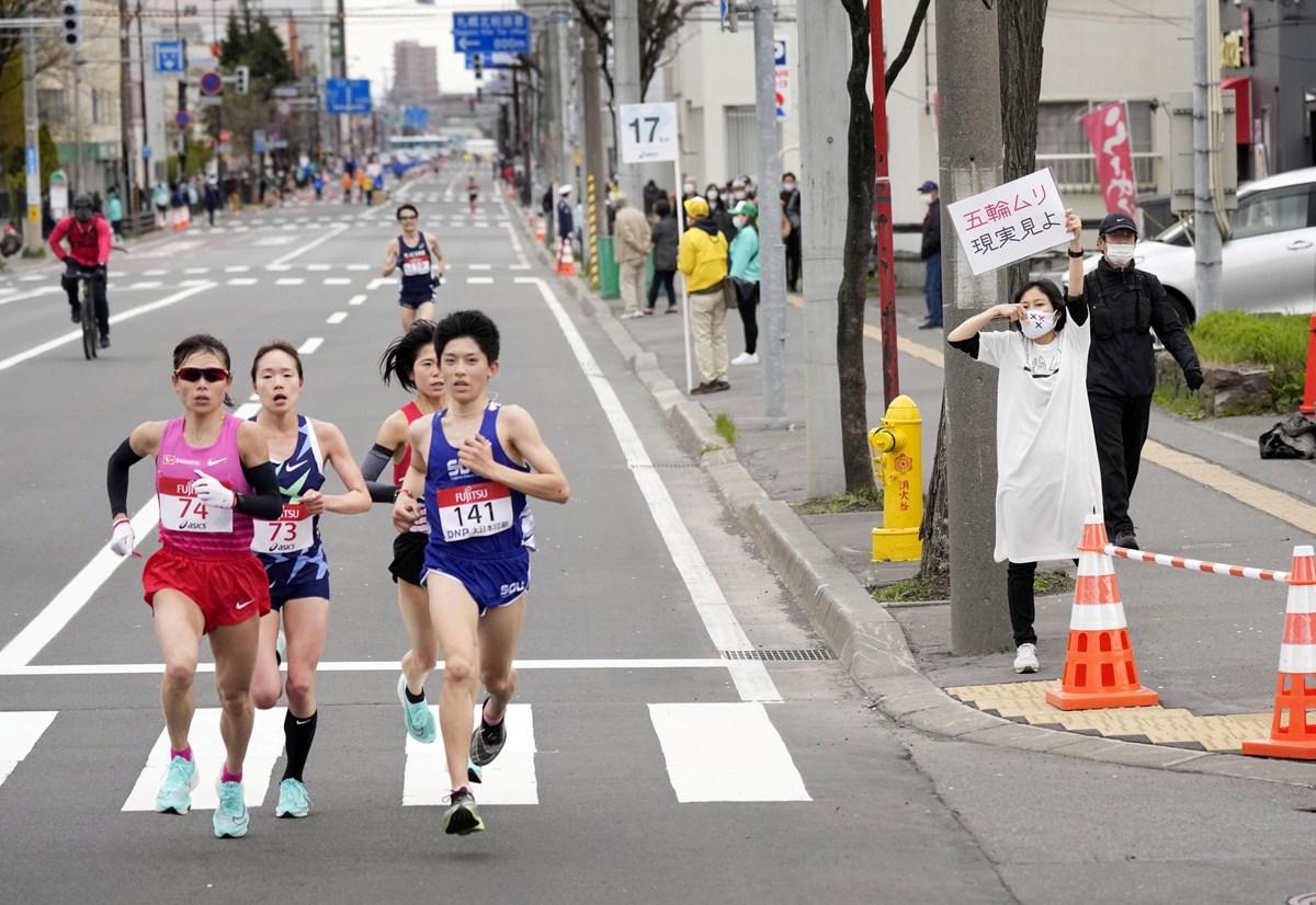 Tokyo Olimpiyatları'na aylar kala Japonya'dan Covid-19'a karşı OHAL'i uzatma kararı