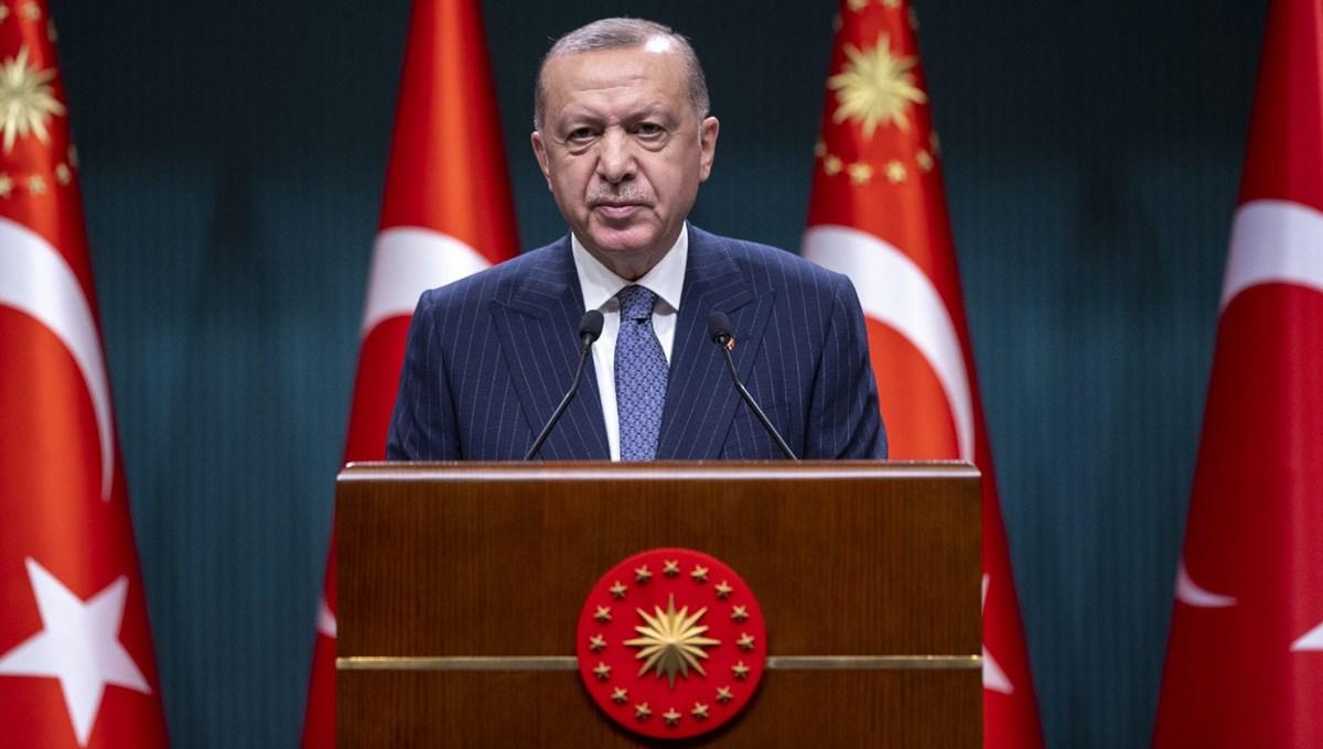 Kabine toplantısı sona erdi: Cumhurbaşkanı Erdoğan: Emekliye bayram öncesi zamlı maaş