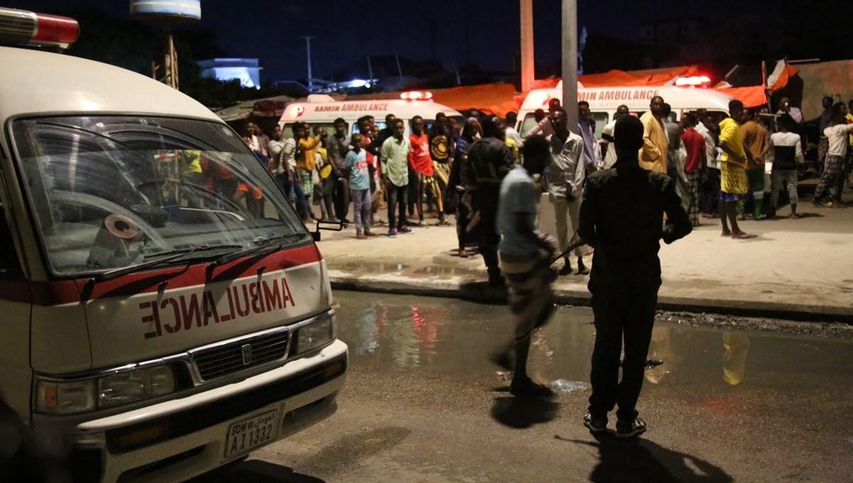 Somali'de otele bomba yüklü araçla saldırı: 17 ölü, 30 yaralı