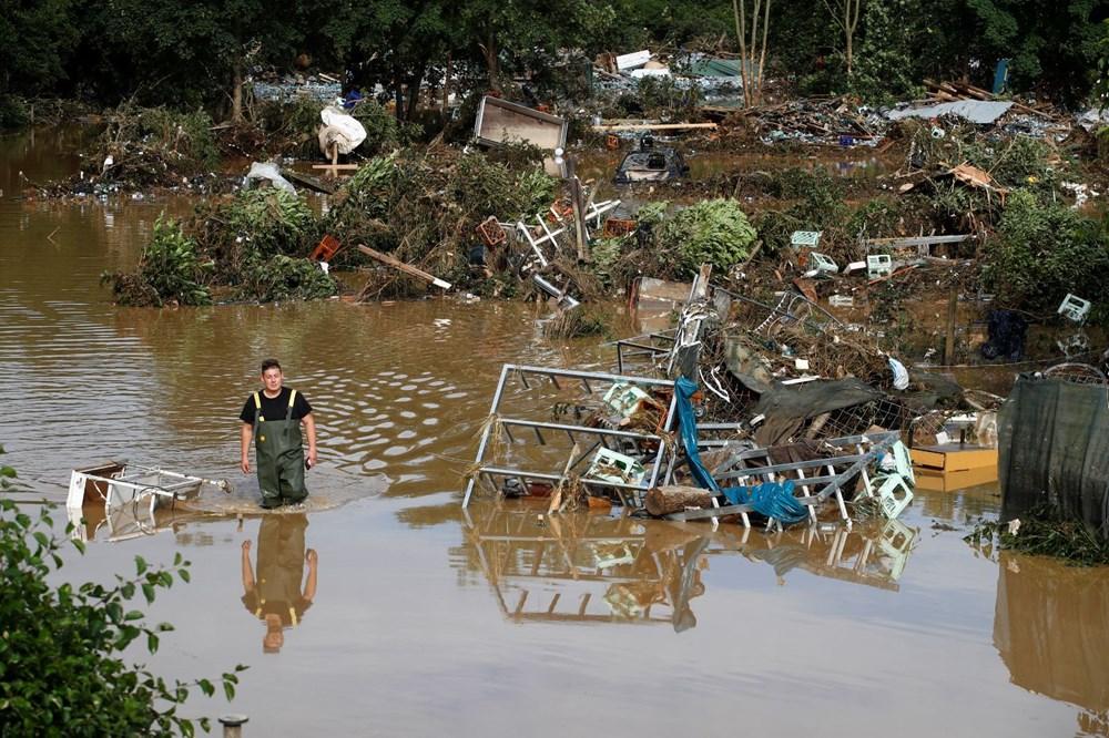 Almanya'da sel felaketi: Ölü sayısı 80'i aştı - 14