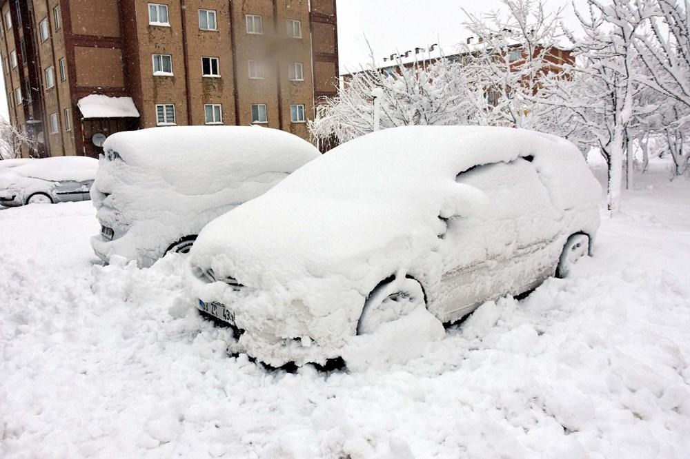 2 yıl önce 9 metre kar tutan Bitlis'te en kurak kış yaşanıyor - 13