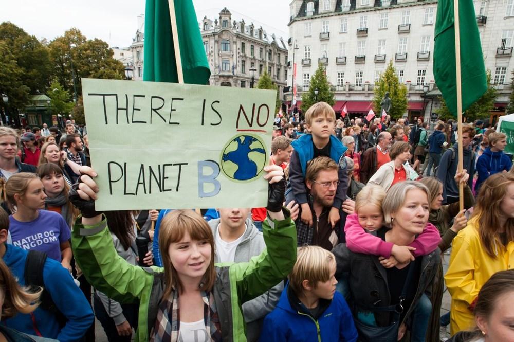 Bir milyar çocuk iklim krizi nedeniyle 'yüksek risk' altında - 1