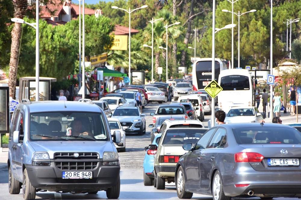 Sadece unvanı sakin şehir: Bayramda nüfusu 20 kat arttı - 2
