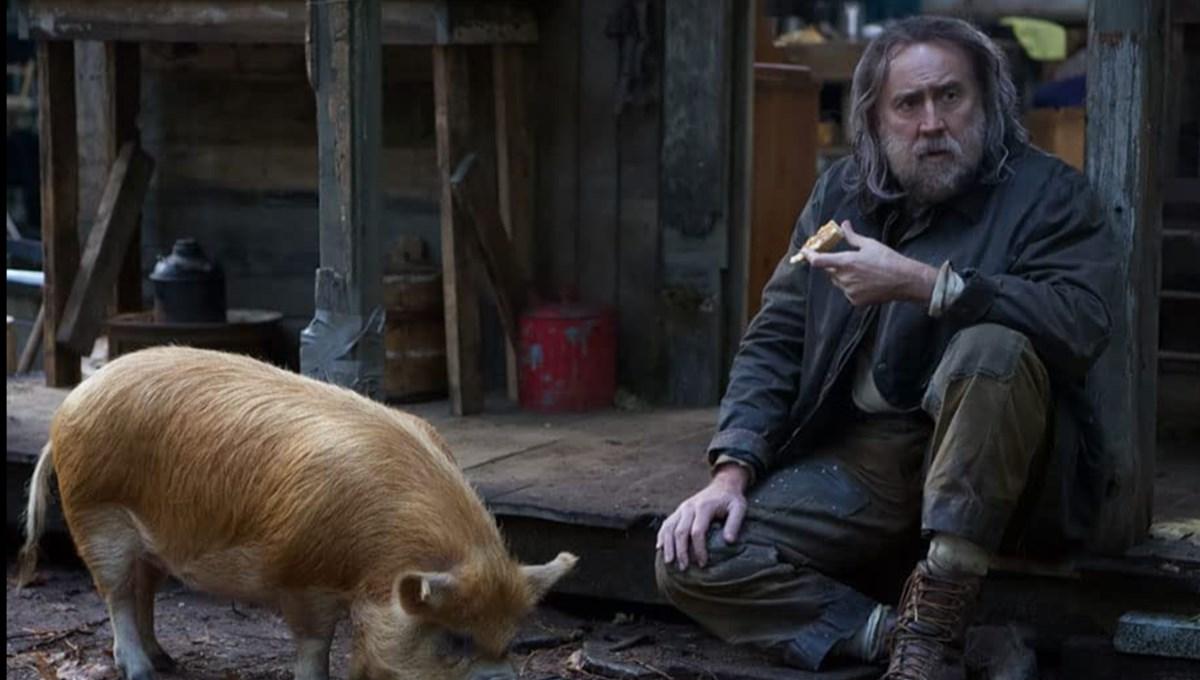 Geçmişiyle yüzleşen bir adamın hikayesi: Pig