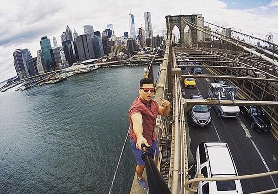 21 yaşındaki turist bu kareyi Instagram hesabından paylaşınca yakayı ele verdi.