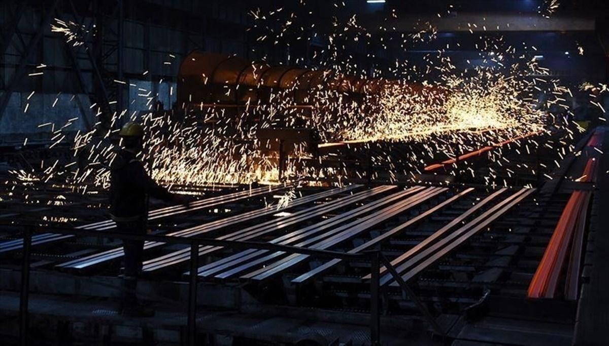Nisan ayı sanayi üretimi rakamları açıklandı