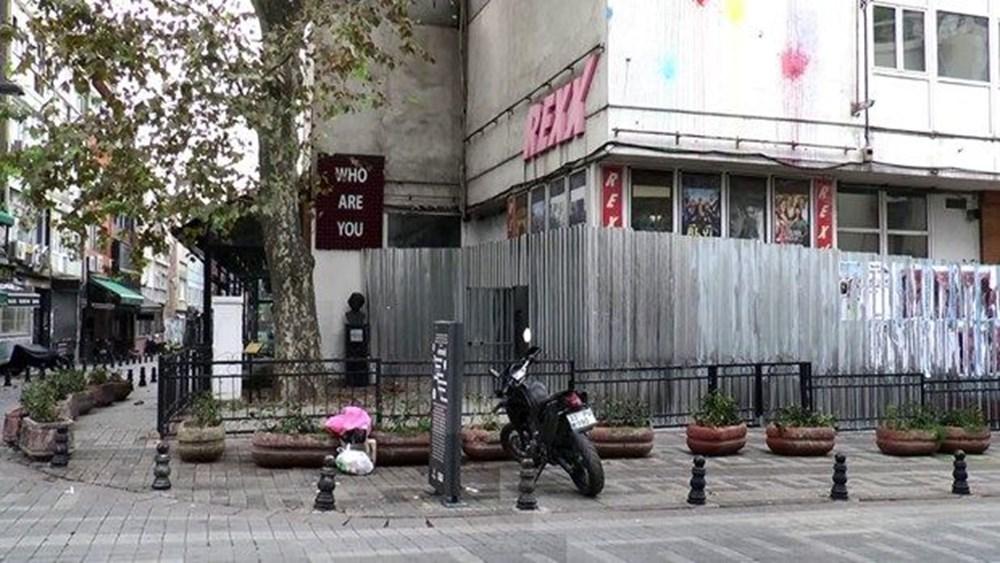 Rexx sinemasının etrafındaki metal sac güvenlik için - 7