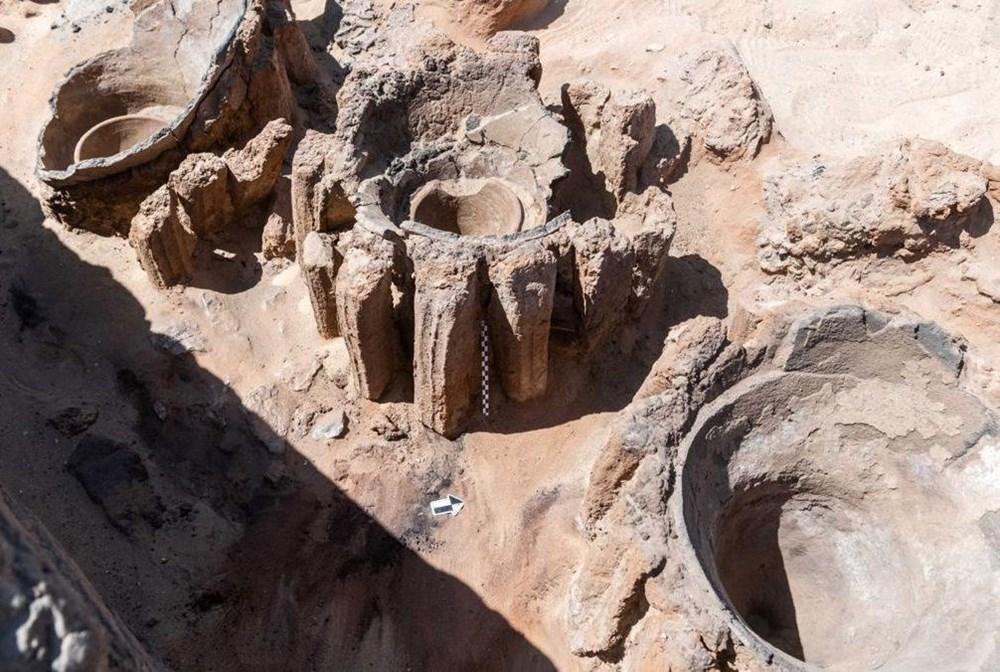 Tarihin en eskisi: Mısır'da 5 bin 100 yıllık bira fabrikası bulundu - 5