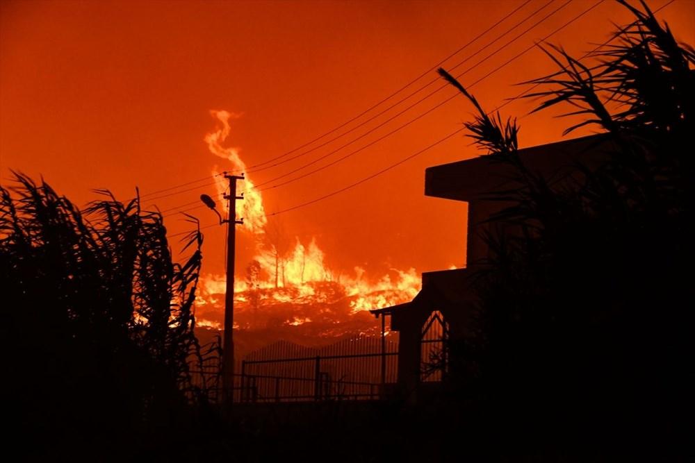 Antalya, Adana, Mersin,Muğla, Osmaniye ve Kayseri 'de orman yangınları - 24