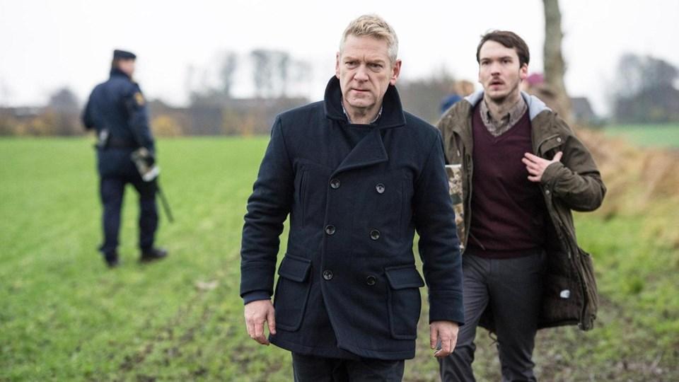 BBC dizisinde Kurt Wallander karakteriniKenneth Branagh canlandırmıştı