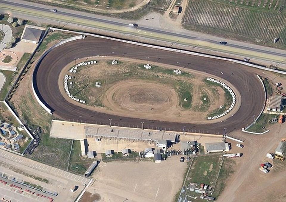 Marysville Raceway Park pisti.