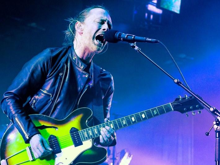 Radioheadkonser kaydını YouTube'da yayınlıyor