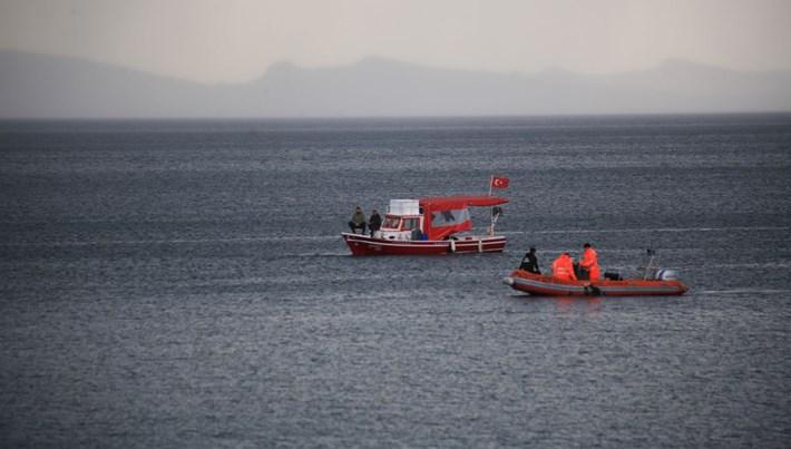 Kayıp balıkçıdan acı haber
