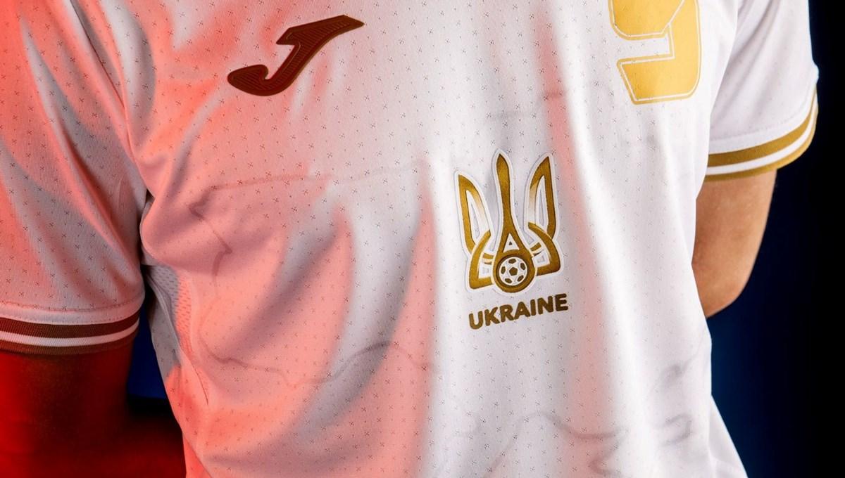 Ukrayna'nın EURO 2020 forması Rusya ile krize neden oldu