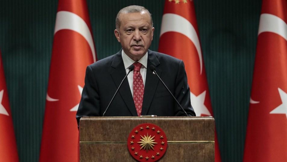 Cumhurbaşkanı Erdoğan: Kimsenin denizinde gözümüz yok