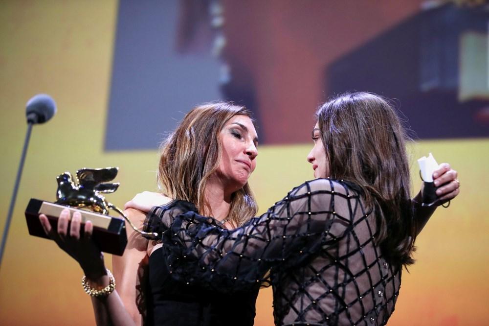 78. Venedik Film Festivali ödül gecesiyle sona erdi - 19