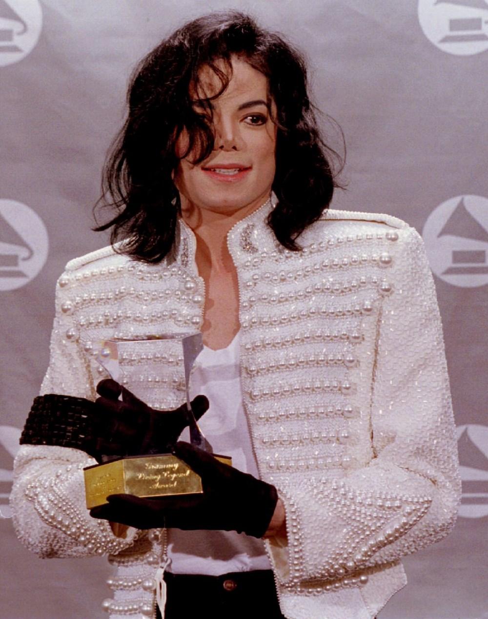 Az bilinen fotoğraflarıyla Michael Jackson - 11