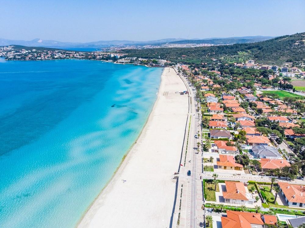 Türkiye'nin mavi bayraklı plajları güncel liste 2021 (En iyi sahiller ve plajlar) - 7
