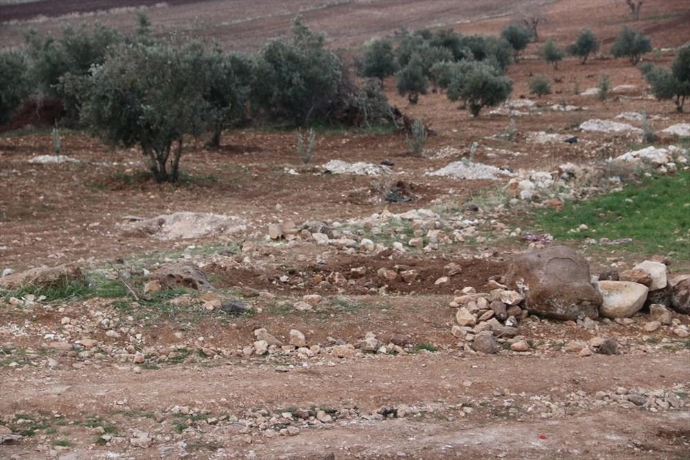 Göbeklitepe'de bulunan monolit kaldırıldı - 3