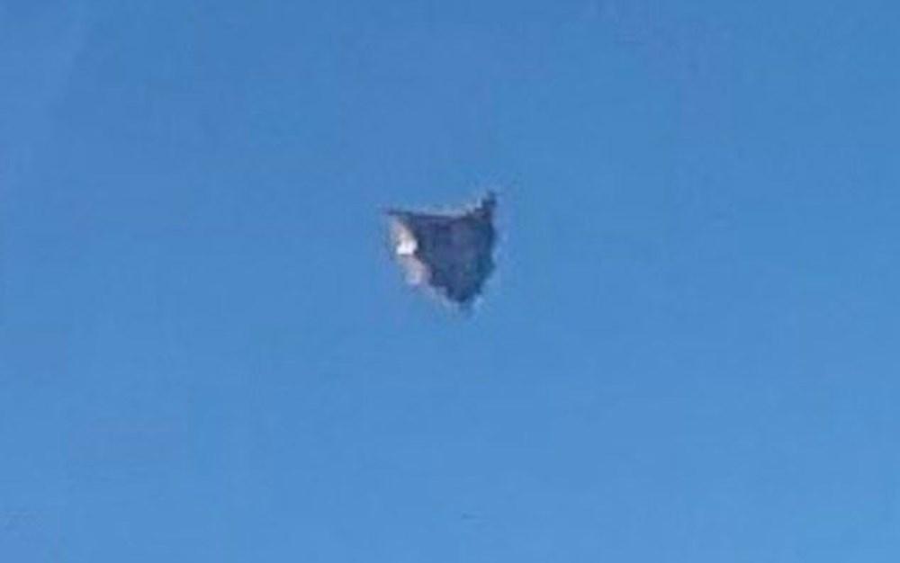 Pentagon'dan 'UFO' raporu (Savaş pilotunun çektiği fotoğraf sızdı) - 2