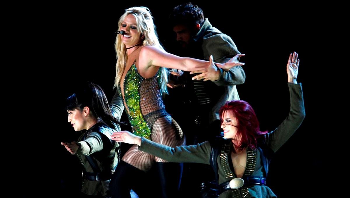 Britney Spears müzikali için geri sayım