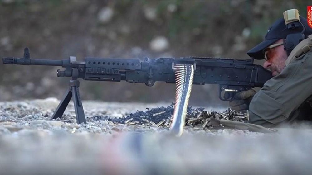 Jandarmaya yeni makineli tüfek (Türkiye'nin yeni nesil yerli silahları) - 1