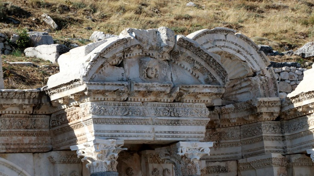 Sagalassos Antik Kenti'ne 25 bin ziyaretçi - 7